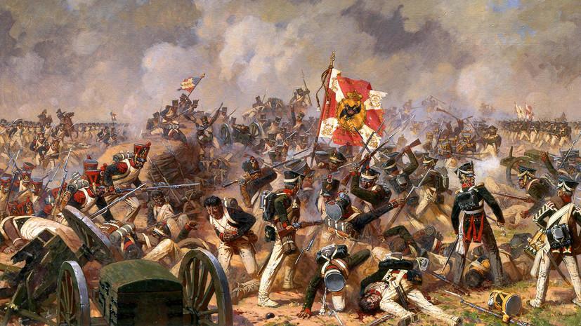 1812 битва – Бородинское сражение Отечественной войны 1812 года. Досье — Биографии и справки