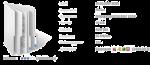 Поддержание образца – Уплата пошлины за поддержание в силе патента на изобретение (полезную модель, промышленный образец) (Снегирев А.Г.)
