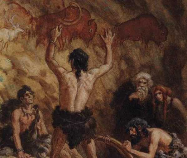 Религиозные верования древних людей доклад 8315